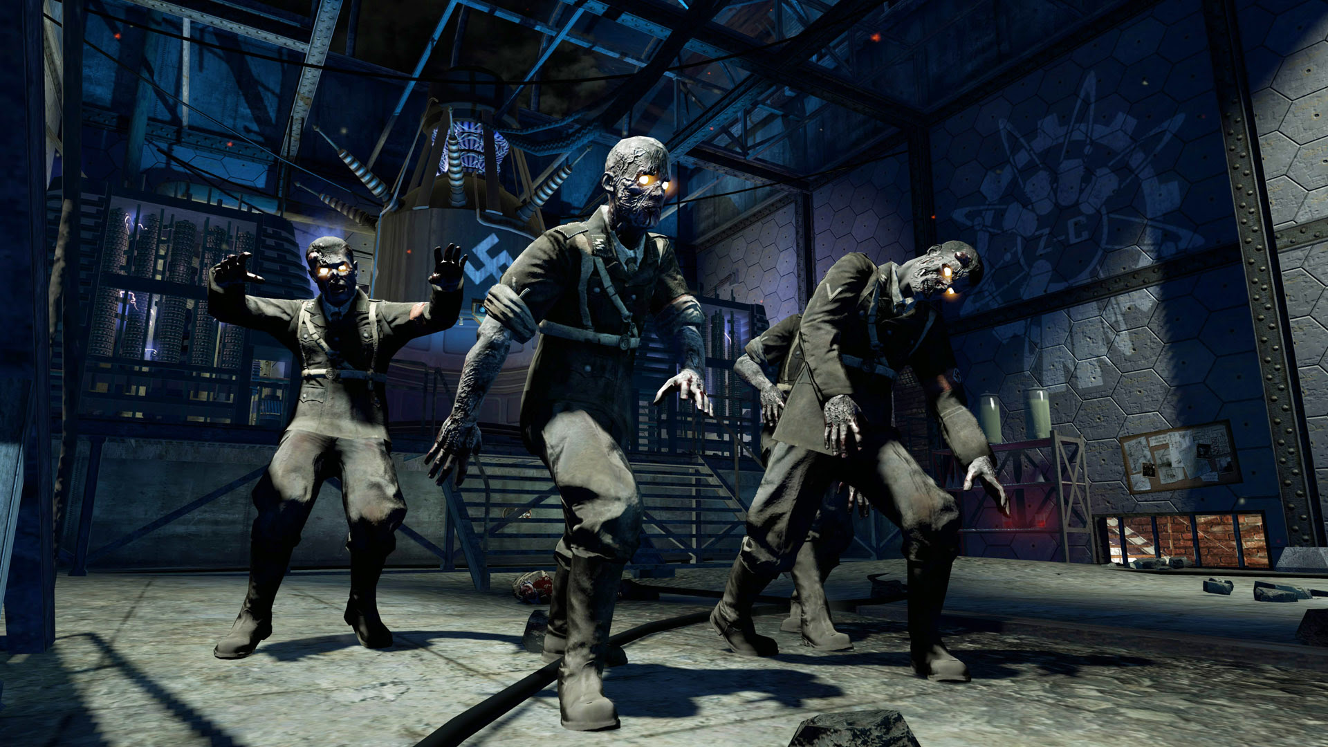 16 Hd Call Of Duty Zombies Wallpapers