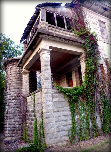 McKellar  House by Nadine Charity