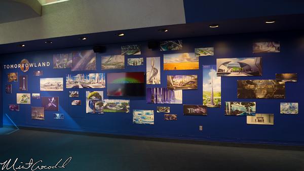 Disneyland Resort, Disneyland, Tomorrowland, Movie, Starcade, New, York, 1964, 1965, World, Fair, Prop, Concept, Art, Illustration, Walt, Disney