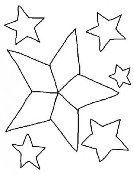 Estrellas De Navidad Para Colorear Actividades Para Ninos