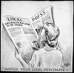 """WATCH YOUR LOCAL NEWSPAPER^^"" - NAR..."
