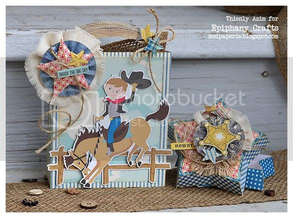 Mod Paperie Giddy Up It S Stampede Epiphany Crafts