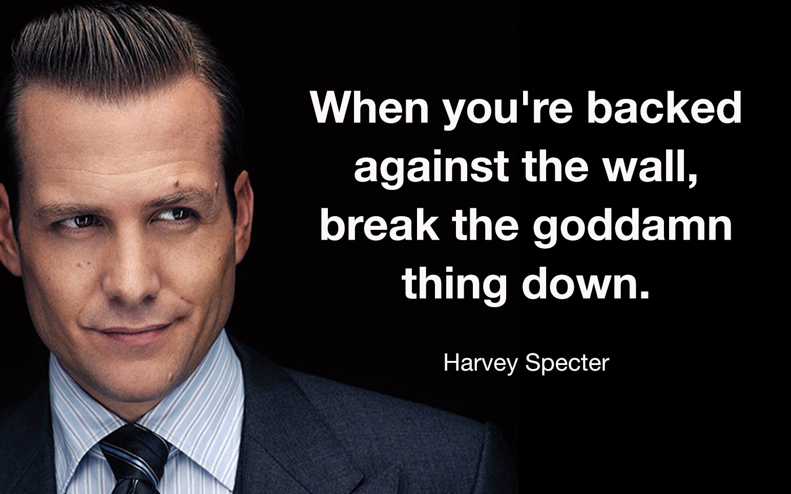 21 Harvey Specter Quotes To Help You Win At Life And