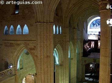 Iglesia del mejor gótico: Santa María la Real de Nájera