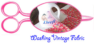 washing vintage fabric how to