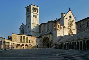 Basilica of St. Francis of Assissi