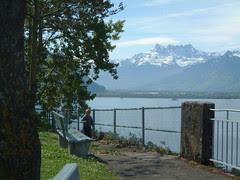 A view of Lake Geneva
