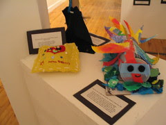 3D work: TAB at the Arnheim Gallery