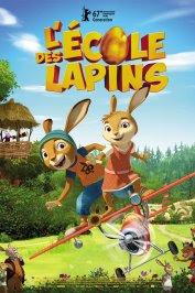 background picture for movie L'école des lapins