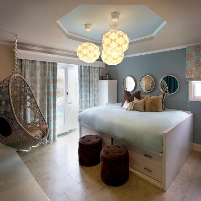 Coastal Interiors Design Book - modern - bedroom - orange county