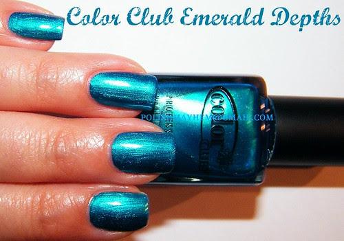 Color Club Emerald Depths
