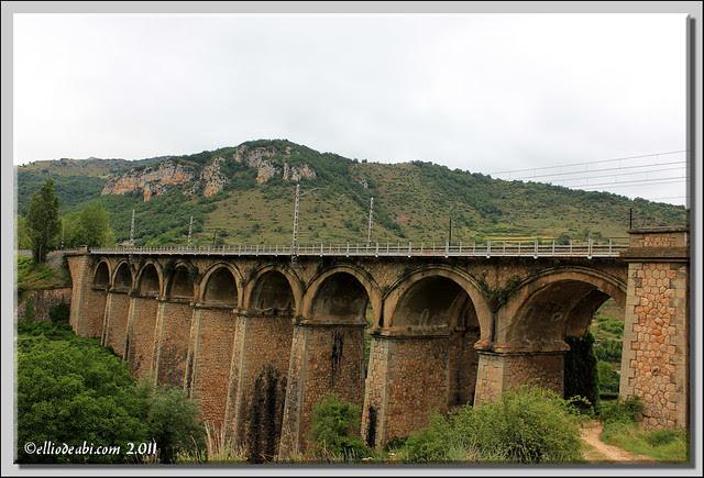 Puente de la vía (Pancorbo) 3