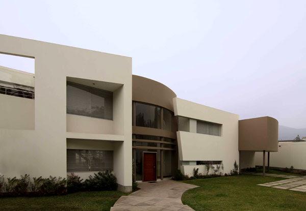 Casa Villanueva - Gomez de la Torre y Guerrero Arqs