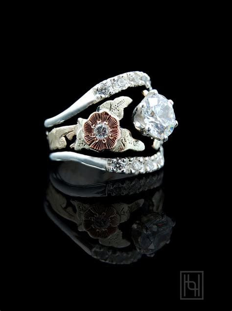 51 best images about Western Wedding rings on Pinterest