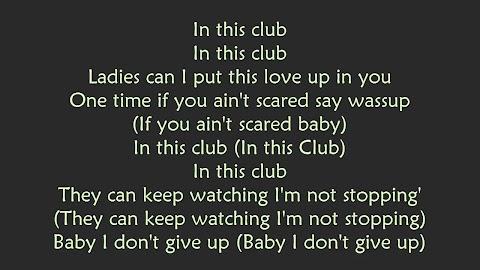 Beyonce Ft Usher Love In This Club Lyrics