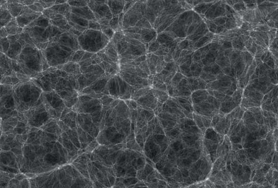 Como a matéria escura p