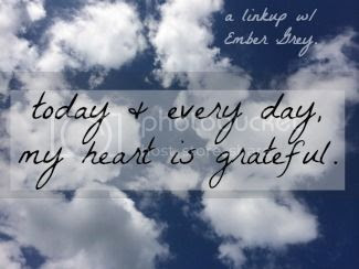 Grateful Heart Linkup with Ember Grey