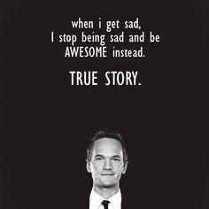 How I met your mother. Barney. Brilliant.