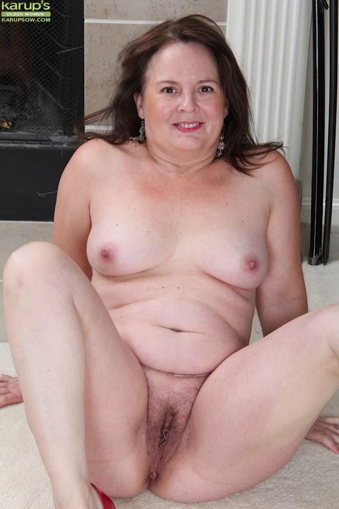 chubby amateur milf hairy pussy
