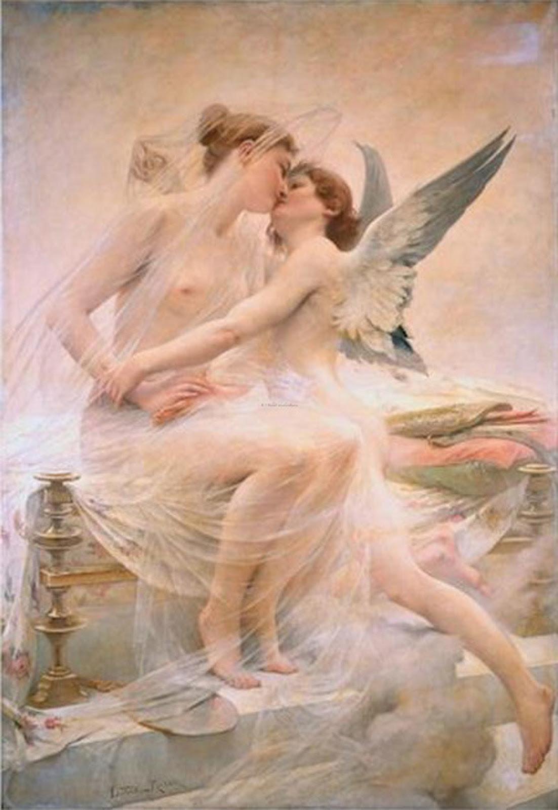 Αποτέλεσμα εικόνας για ερωσ και ψυχη μυθολογια