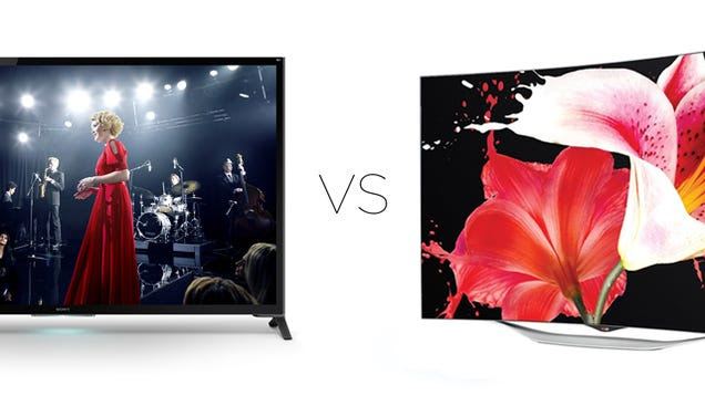 LG Curved OLED vs Sony 4K LCD: Which TV Tech Reigns Supreme?