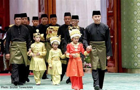 Third day of Brunei's royal wedding, Asia News   AsiaOne