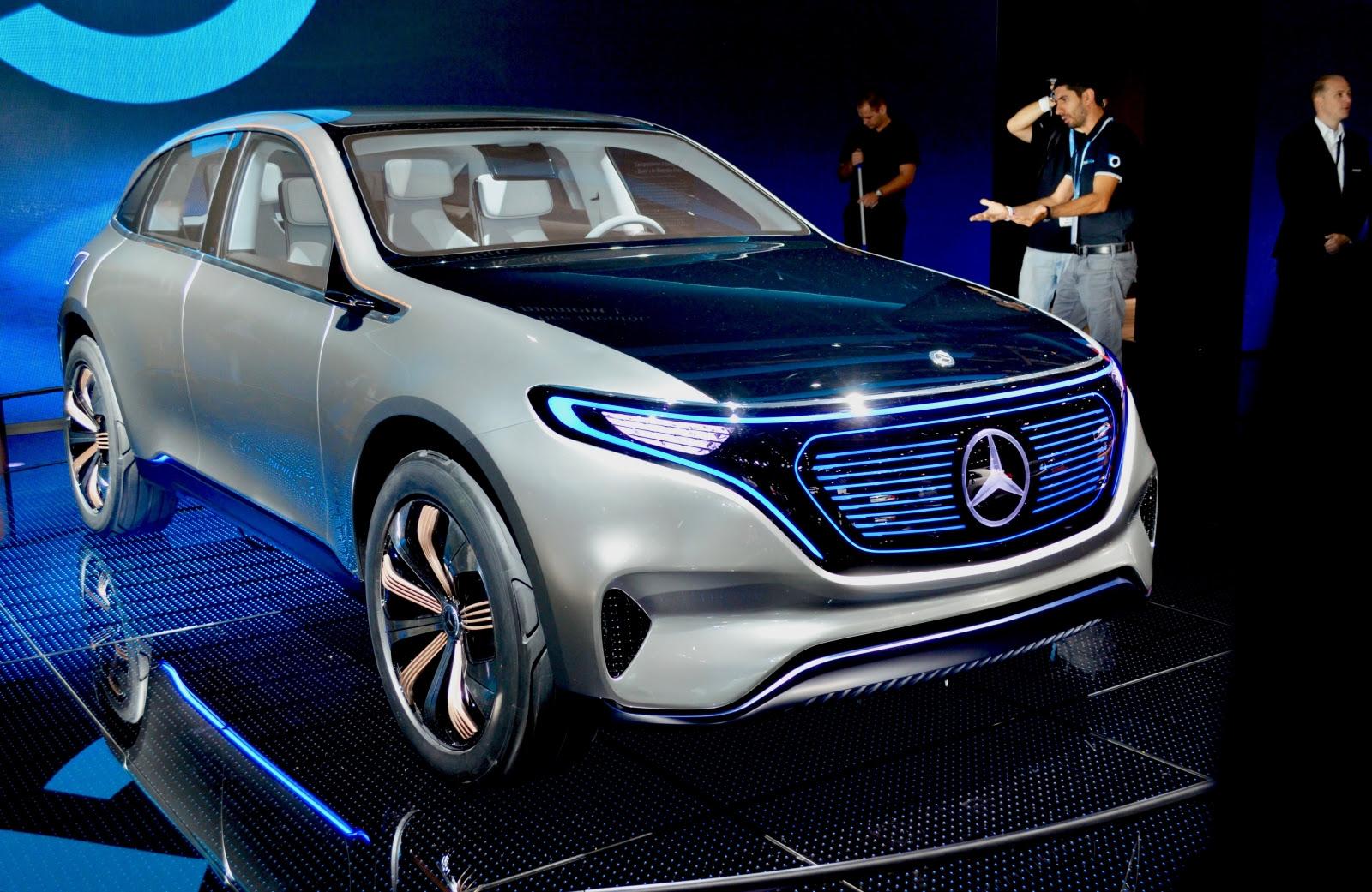 Generation EQ: Mercedes' electric future starts right here