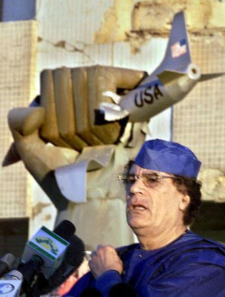 Muammar Gaddafi's Death and Life