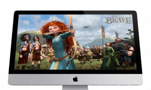 Apple All in one Desktop PC