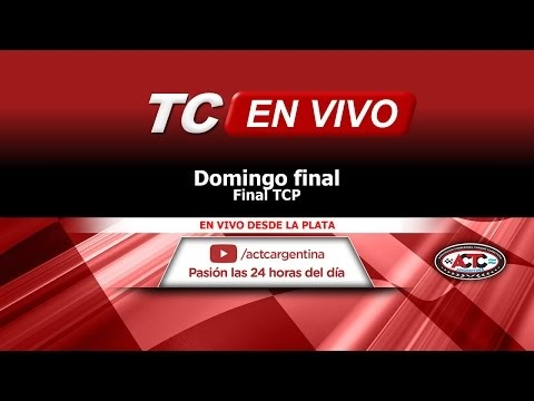 En vivo: final TCP y TC en La Plata