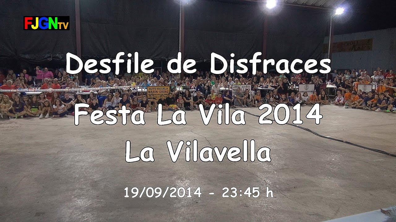 00. INTRODUCCION - Disfraces - Festa La Vila 2014 - La Vilavella