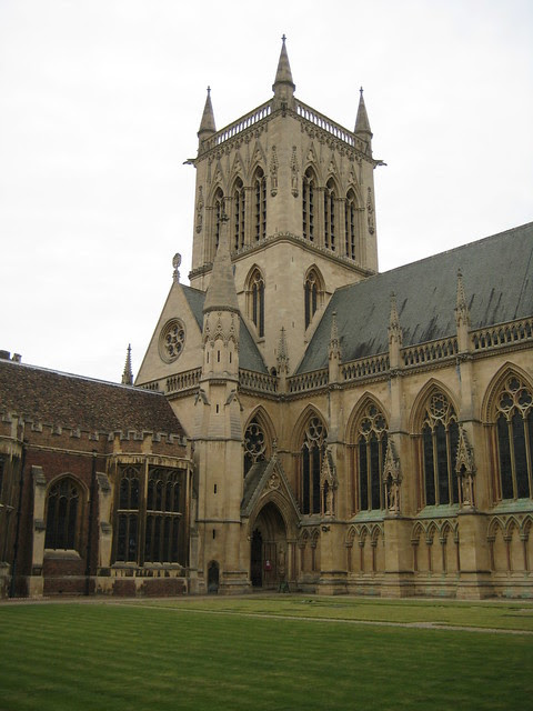 cambridge 007