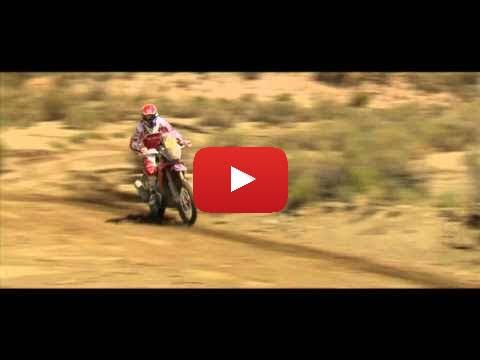 Team HRC Dakar Rally 2015 - Stage 11