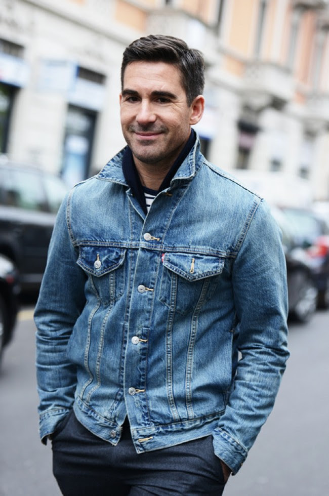 denim street style from around the globe – the jeans blog