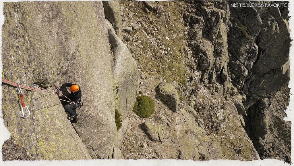 EL COLOR DE LA ALMEJA...100m EDsup 6c - TOROZO NORTE