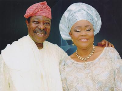 My life as Sunny Ade's wife -Modupe Adeniyi-Adegeye