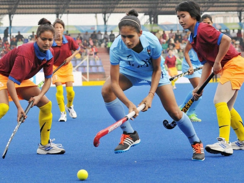 South Asian Games Indian Women s Hockey Team Pound Nepal