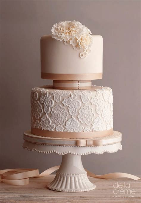 25  best ideas about Contemporary Wedding Cakes on