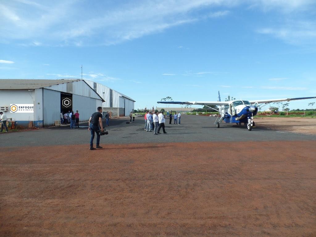 SAC anuncia recursos de R$ 9,5 milhões para aeroporto de Tangará da Serra