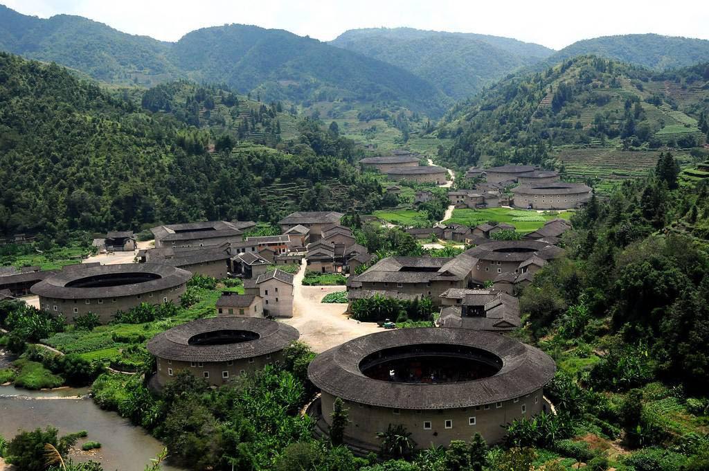 tulous Fujian china 07