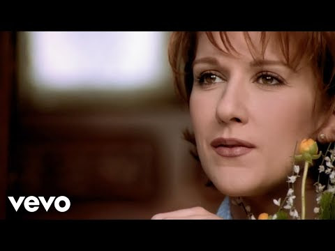 Céline Dion - Falling Into You:歌詞+中文翻譯