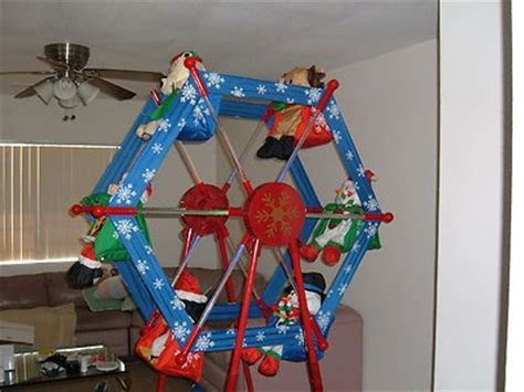 Gemmy Animated Ferris Wheel 7ft Tall A Must Have   eBay