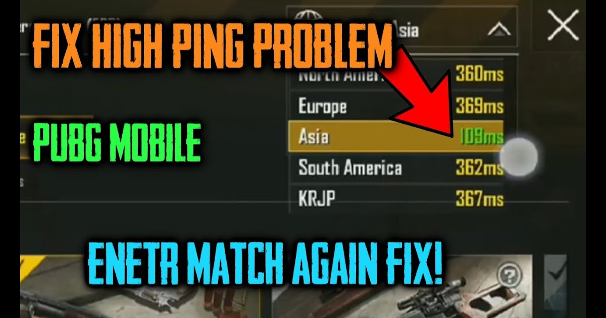 Pubg Mobile Ping Issues | Pubg Hack Latest