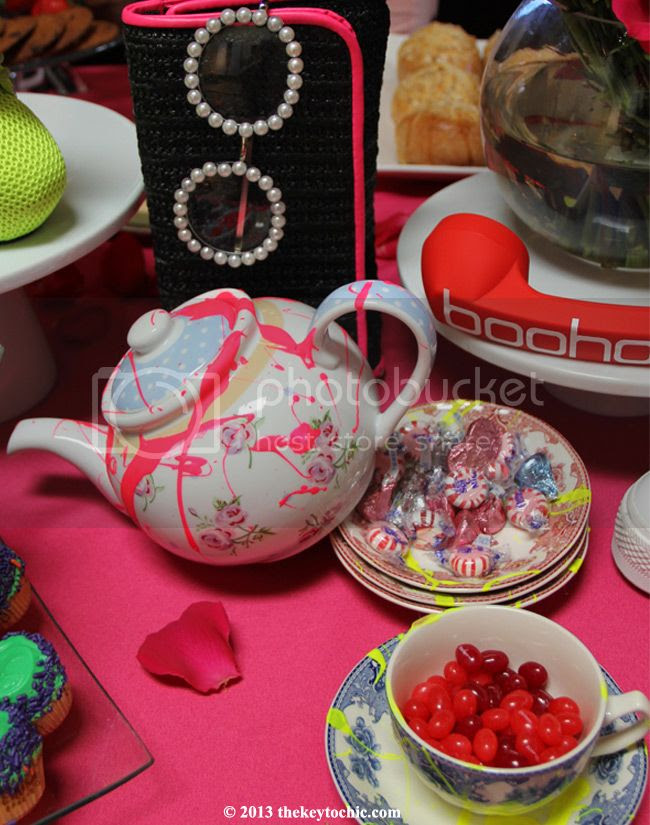 Boohoo Tea Party at Sur Lounge