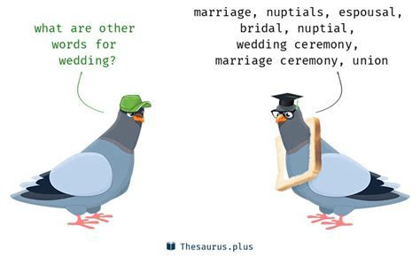 More 100 Wedding Synonyms. Similar words for Wedding.