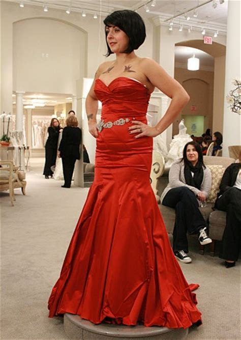 Red wedding dress! Featured Dresses, Season 8 Part 5: Say