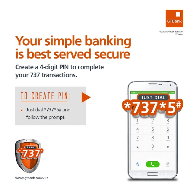 GTBank implements PIN for 737 transactions: Everything You Need to Know