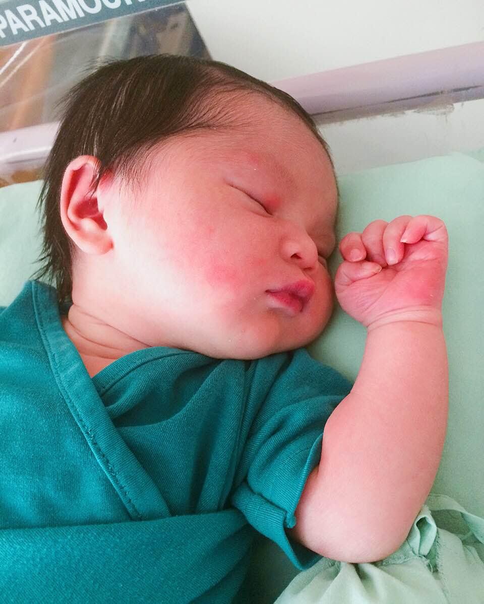 Kebetulan ini adalah kelahiran anak kedua ku Jenna's Birth Story
