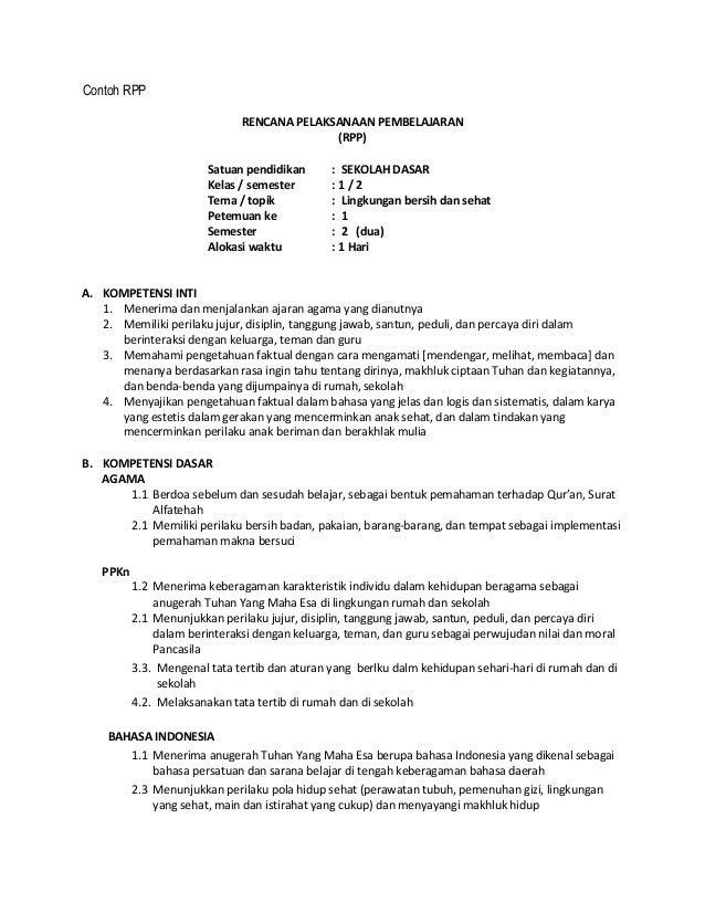 Contoh Rpp Ekosistem Smp Mathieu Comp Sci
