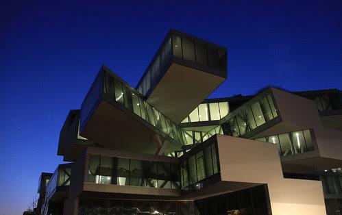 Actelion Business Center Building by H&deM